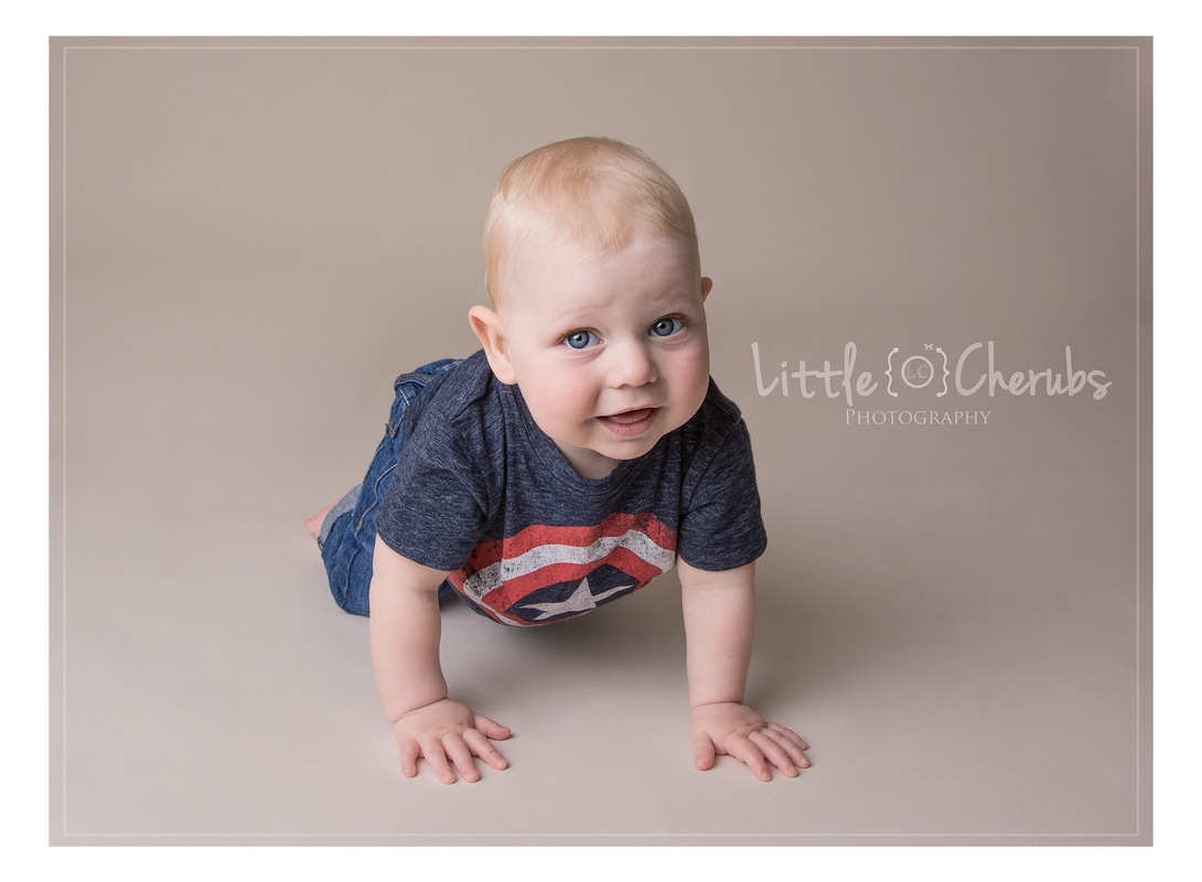 Baby boy first year photography milestones cambridge