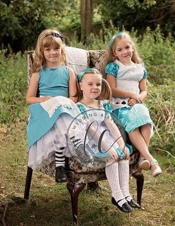 Alice in wonderland party childrens party cambridge peterborough chatteris birthday event