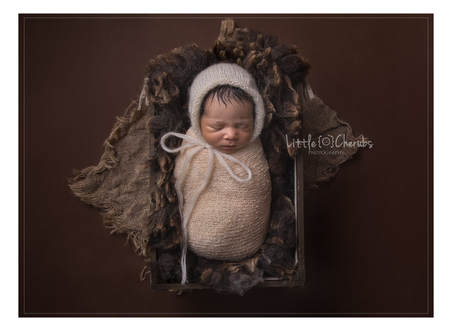 newborn baby in basket march near peterborough photographer best studio